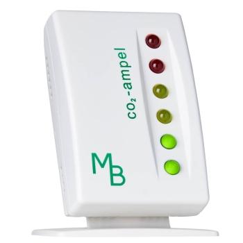 CO2 Ampel (Tisch- und Wandgerät)