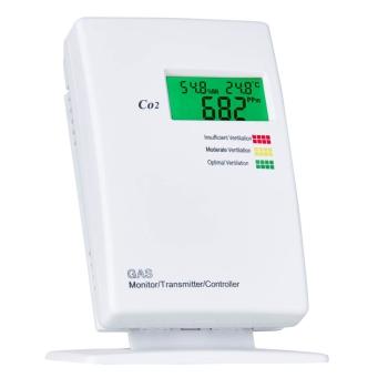 CO2 Messgerät mit Temperatur und Feuchte